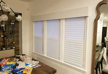 Faux Wood Blinds - El Cajon