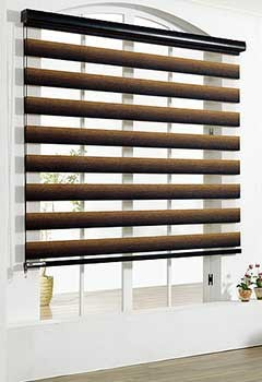 Wood Blinds Installed In Solana Beach